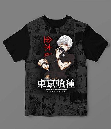 Camiseta - Tokyo Ghoul