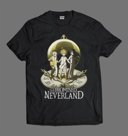 Camiseta - The Promised Neverland