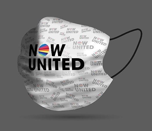 Máscara de Proteção - Now United BC