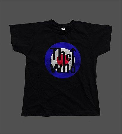 Camiseta - Babylook - The Who Logo