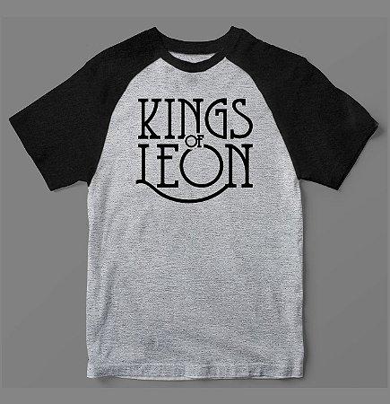 Camiseta - Kings of Leon - Raglan