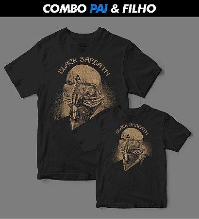 Combo Pai & Filho - Black Sabbath Tour