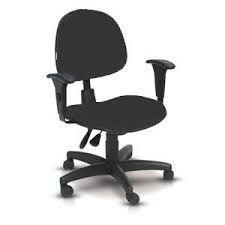 Cadeira executiva back system ergonomica corino preto