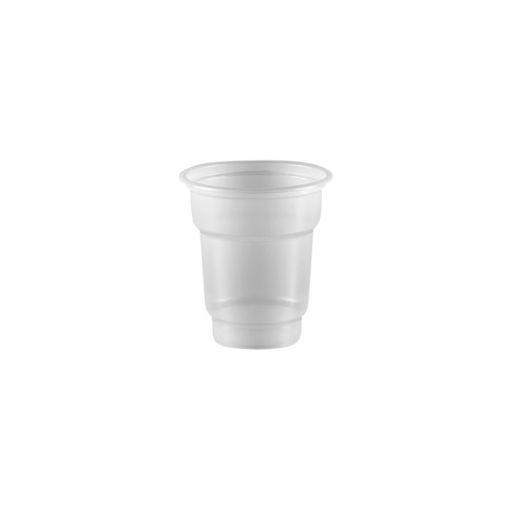 Pote Plástico Liso 180ml para Sundae - Copaza