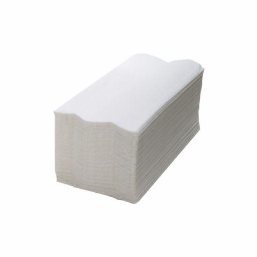 Papel Toalha 20x21cm 100% Celulose Fardo com 1000 Folhas
