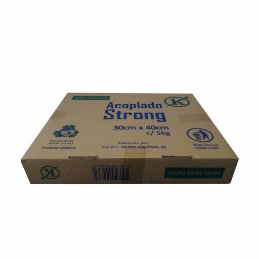 Acoplado Strong 30x40cm para Frios Caixa com 5kg