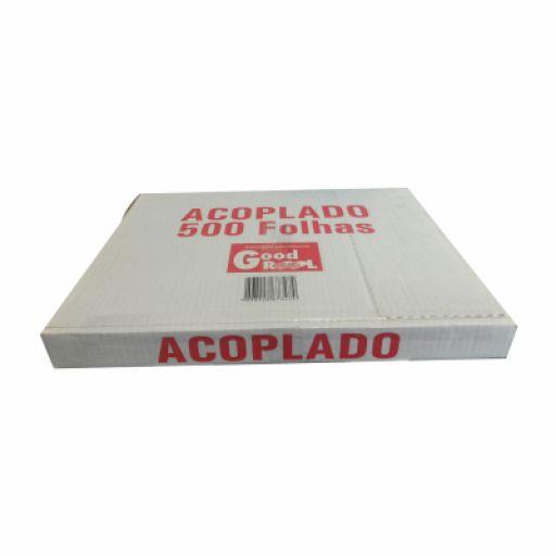 Acoplado Mono 30x40cm para Frios Caixa com 500 Unidades