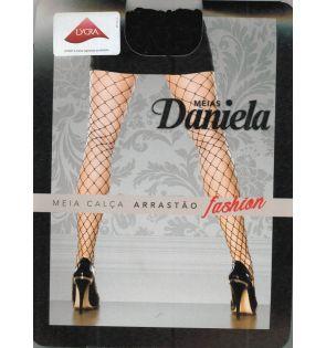 Meia Calça Arrastão Fashion Tam. U