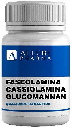 Faseolamina + Cassiolamina + Glucomannan