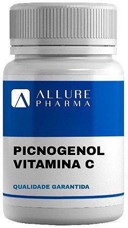 Picnogenol 75mg + Vitamina C 500mg