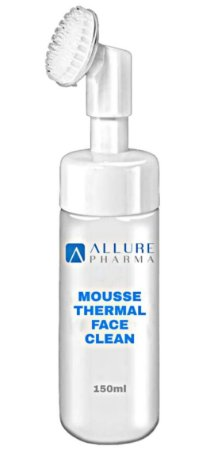 Mousse Thermal Face Clean - Pele oleosa - 150ml