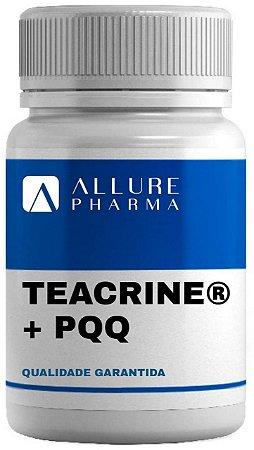 TeaCrine® 200mg + PQQ 10mg