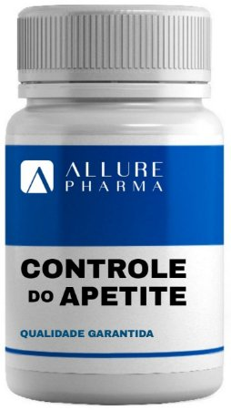 Controle do Apetite e Aumento da Saciedade - 60 doses