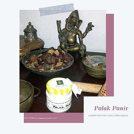 Cream Cheese de Kefir de Leite Sabor Palak Panir