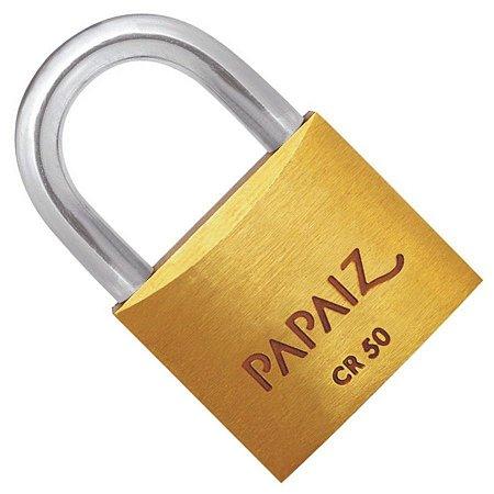 CADEADO 25,00 MM C/ 2 PCS (CH IGUAIS) PZ