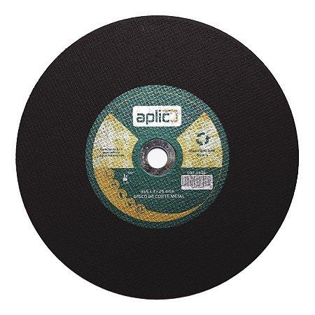DISCO CORTE 10X1/8X3/4 2 T APLIC