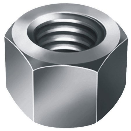 PORCA SEXTAVADA UNC 1.3/8 ASTM A194 - 2H
