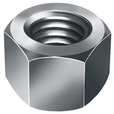 PORCA SEXTAVADA UNC 1/2 ASTM A194 - 2H