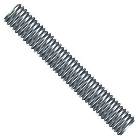 BARRA ROSCADA UNC 1/4 X 3000 ZB ( I )