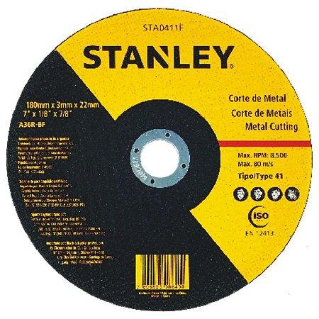 DISCO CORTE FINO 4.1/2X1/16X7/8 STANLEY STA8063