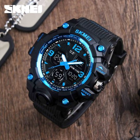 Relógio Esportivo Militar - SKMEI 1155