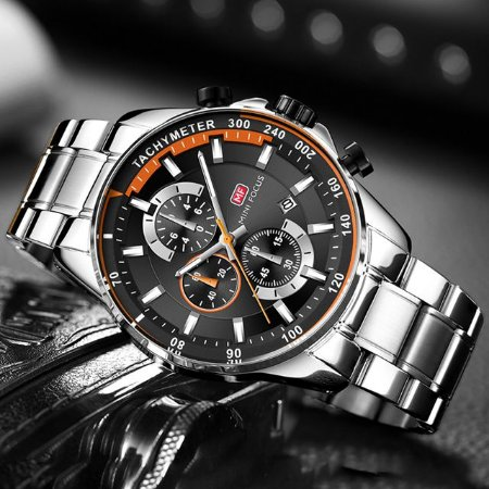 Relógio de Luxo - Mini Focus MF0218G (100% Funcional)