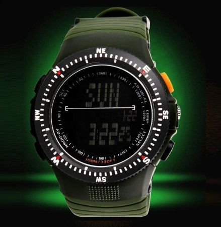 Relógio Esportivo Unissex - SKMEI 0989