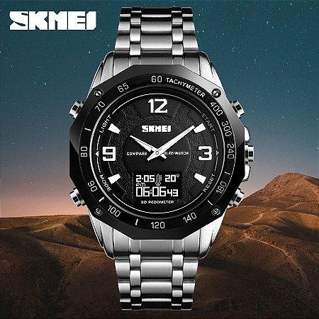 Relógio Esportivo de Luxo Multifunções - Skmei 1446