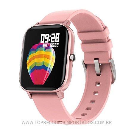 Smartwatch Colmi P8 - Compatível com Android / IOS (iPhone) (LANÇAMENTO)