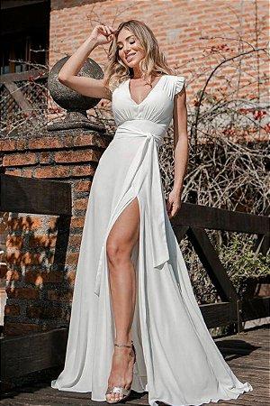 Vestido Rita Off White