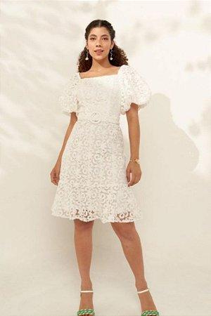Vestido Lily Branco