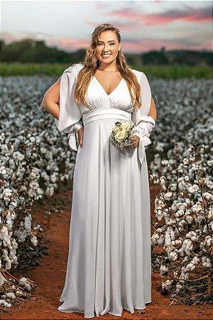 Vestido Catalina Plus Size
