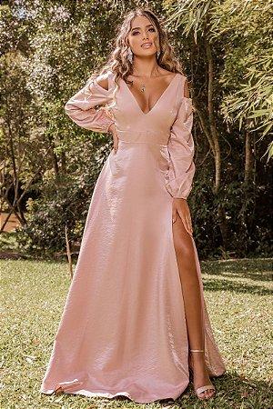 Vestido Melissa Rosa