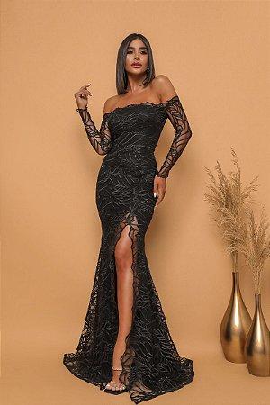 Vestido Mariane Preto