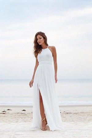 Vestido Ester Off White