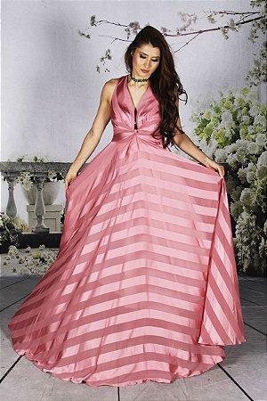 Vestido Ariel Rosa