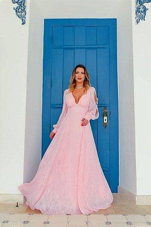 Vestido Alma Rosa