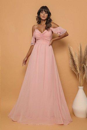 Vestido Amélia Rosa