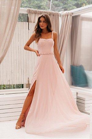 Vestido Tamara Rosa