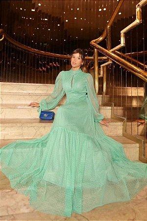 Vestido Lady Verde Menta