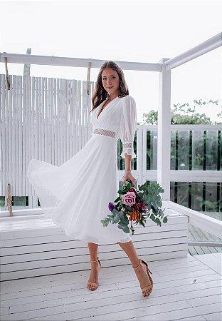Vestido Thelma Off-White