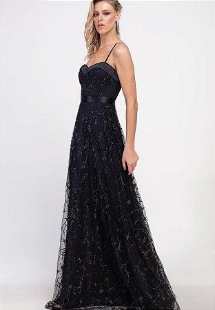 Vestido Diana Preto
