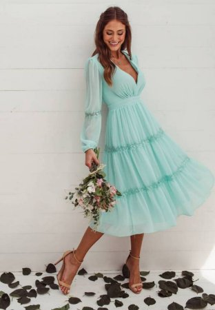 Vestido Manu Tiffany