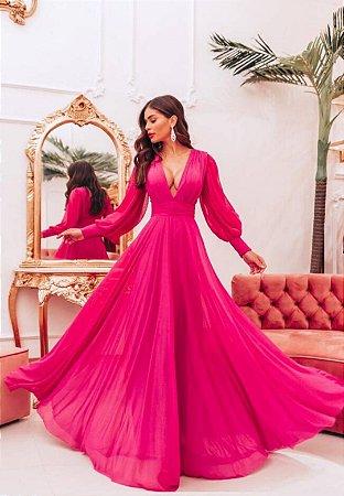 Vestido Grace Pink