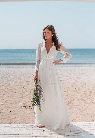 Vestido Maya Off-White
