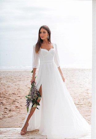 Vestido Daiane Off-White