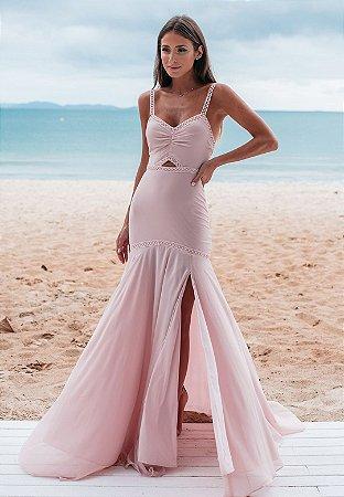 Vestido Ashley Rosa
