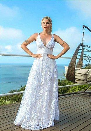Vestido Antonelle Off White