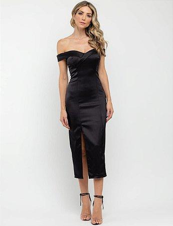Vestido Irina Preto