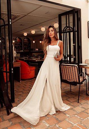 Vestido Tamara Off White